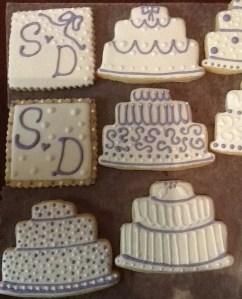 weddingcakecookies