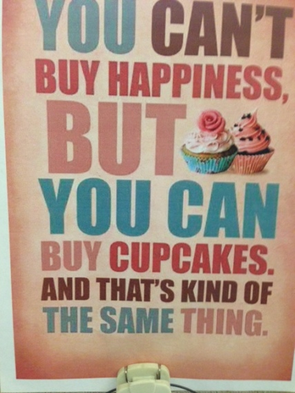 cupcakesaying